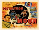 Destination Moon - Movie Poster (xs thumbnail)