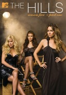 """The Hills"" - DVD movie cover (xs thumbnail)"