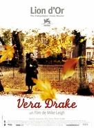 Vera Drake - French Movie Poster (xs thumbnail)