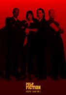 Pulp Fiction - Movie Poster (xs thumbnail)