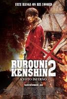 Rurôni Kenshin: Kyôto taika-hen - British Movie Poster (xs thumbnail)