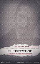 The Prestige - Character movie poster (xs thumbnail)