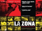 La zona - British Movie Poster (xs thumbnail)