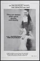 Les démons - Theatrical poster (xs thumbnail)
