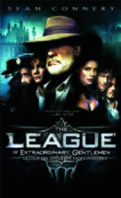 The League of Extraordinary Gentlemen - Canadian VHS movie cover (xs thumbnail)