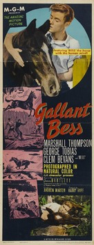Gallant Bess - Movie Poster (xs thumbnail)