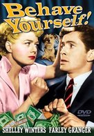 Behave Yourself! - DVD cover (xs thumbnail)