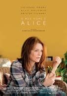 Still Alice - Portuguese Movie Poster (xs thumbnail)