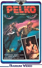 Night Warning - Finnish VHS movie cover (xs thumbnail)