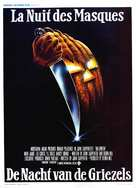 Halloween - Belgian Movie Poster (xs thumbnail)