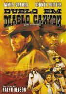 Duel at Diablo - Brazilian Movie Cover (xs thumbnail)