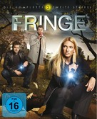 """Fringe"" - German Blu-Ray cover (xs thumbnail)"