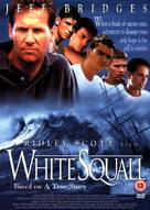 White Squall - British DVD movie cover (xs thumbnail)