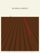 Blood Simple - Homage movie poster (xs thumbnail)