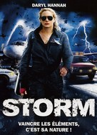 Storm Seekers - French DVD cover (xs thumbnail)