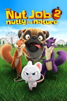 The Nut Job 2 - Movie Cover (xs thumbnail)