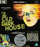 The Old Dark House - British Movie Cover (xs thumbnail)