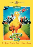 Sesame Street Presents: Follow that Bird - DVD movie cover (xs thumbnail)
