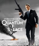 Quantum of Solace - Brazilian Movie Cover (xs thumbnail)