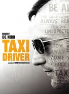 Taxi Driver - British Movie Cover (xs thumbnail)