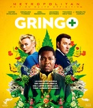 Gringo - French Blu-Ray cover (xs thumbnail)