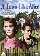 A Town Like Alice - British DVD cover (xs thumbnail)