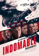 Haywire - Spanish Movie Poster (xs thumbnail)