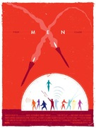 X-Men: First Class - poster (xs thumbnail)