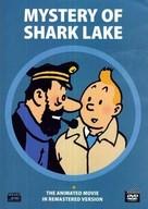 Tintin et le lac aux requins - DVD cover (xs thumbnail)