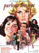 Se permettete parliamo di donne - French Movie Poster (xs thumbnail)