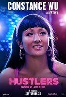 Hustlers - Thai Movie Poster (xs thumbnail)
