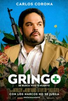 Gringo - Spanish Movie Poster (xs thumbnail)