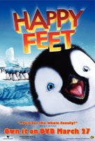 Happy Feet - Video release poster (xs thumbnail)