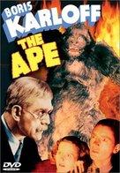 The Ape - DVD cover (xs thumbnail)