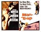 Man-Trap - Movie Poster (xs thumbnail)