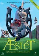 Donkey Xote - Danish Movie Cover (xs thumbnail)