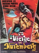 Vergine di Norimberga, La - French Movie Poster (xs thumbnail)