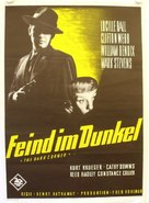 The Dark Corner - German Movie Poster (xs thumbnail)