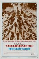 Footlight Parade - Combo movie poster (xs thumbnail)