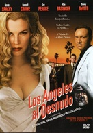L.A. Confidential - Mexican DVD movie cover (xs thumbnail)