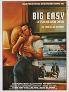 The Big Easy - French Movie Poster (xs thumbnail)