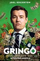 Gringo - Movie Poster (xs thumbnail)