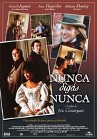 Il ne faut jurer... de rien! - Spanish Movie Poster (xs thumbnail)