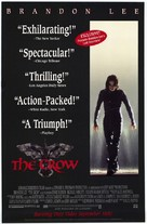 The Crow - Movie Poster (xs thumbnail)