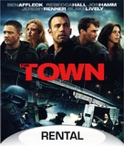 The Town - Blu-Ray movie cover (xs thumbnail)