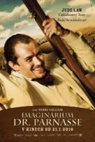 The Imaginarium of Doctor Parnassus - Czech Movie Poster (xs thumbnail)