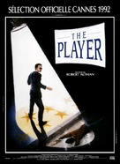 The Player - French Movie Poster (xs thumbnail)