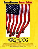 Wag The Dog - Movie Poster (xs thumbnail)