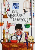 The Nutty Professor - German Movie Poster (xs thumbnail)