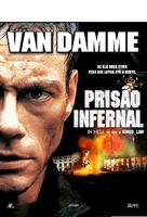In Hell - Brazilian DVD movie cover (xs thumbnail)